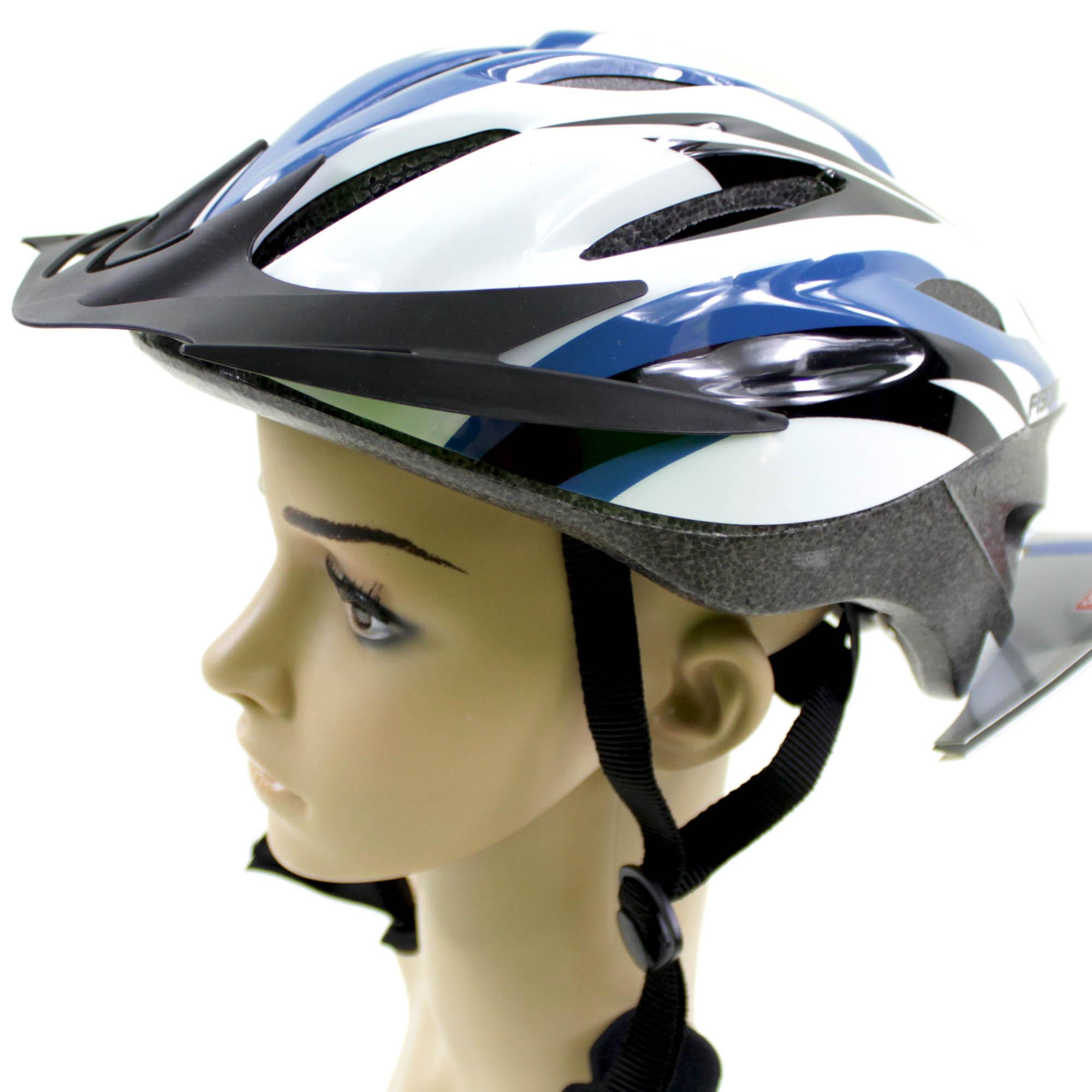 Schutzhelm Fahrradhelm Sturzhelm Fahrrad Helm  Weiß